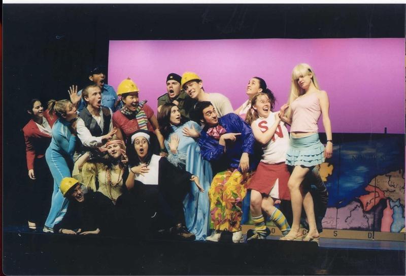 Cast Photo 2005