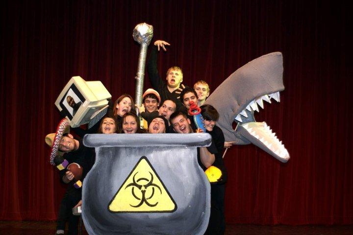 Crew Photo 2010