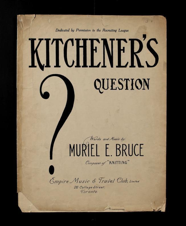 Kitchener's Question
