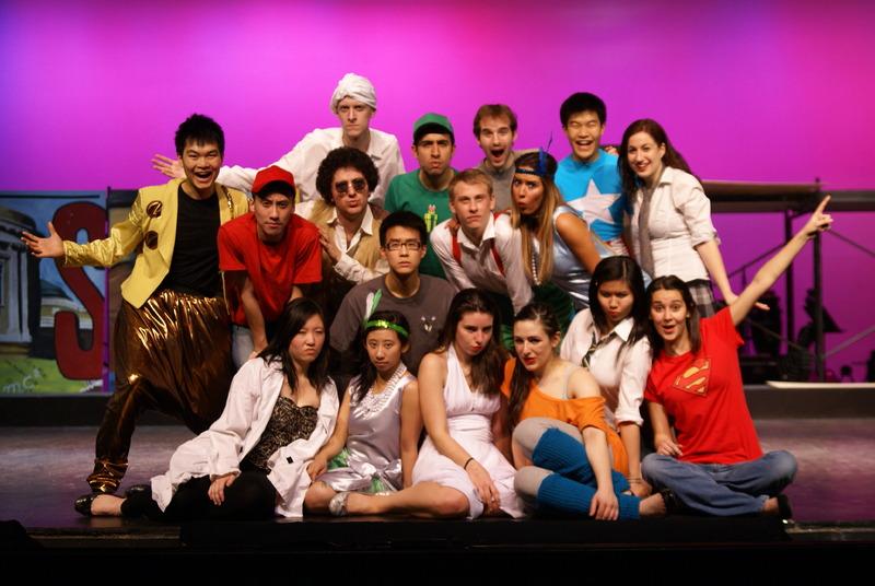 Cast Photo 2011