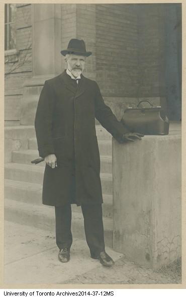 Archibald Byron Macallum, 1858-1934