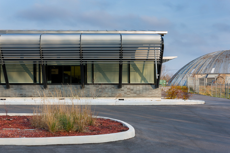 Microsatellite Science & Technology Centre - Exterior