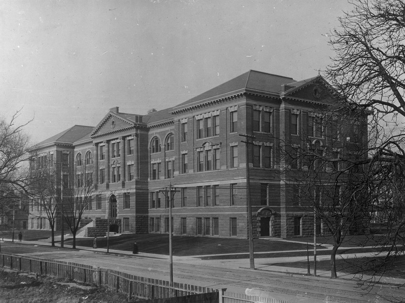 Chemistry and Mining Building, ca. 1906<br />