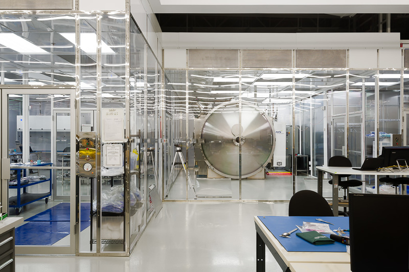 Microsatellite Science & Technology Centre - Interior