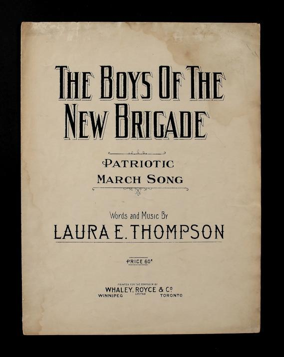 boys of the new brigade