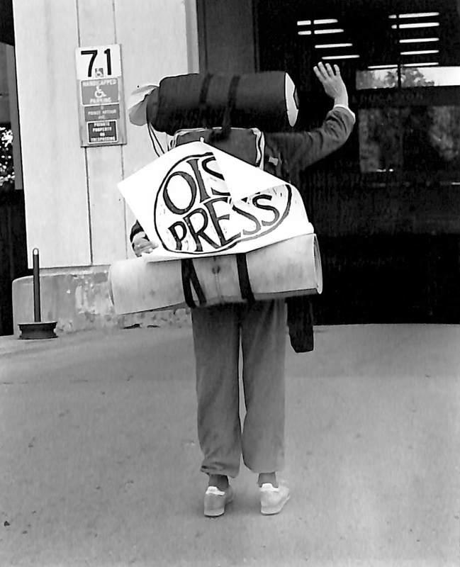 OISE Press photo, 1987