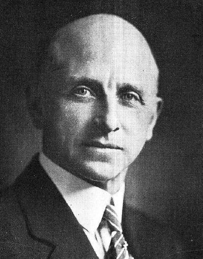 Dr. E.W. Paul