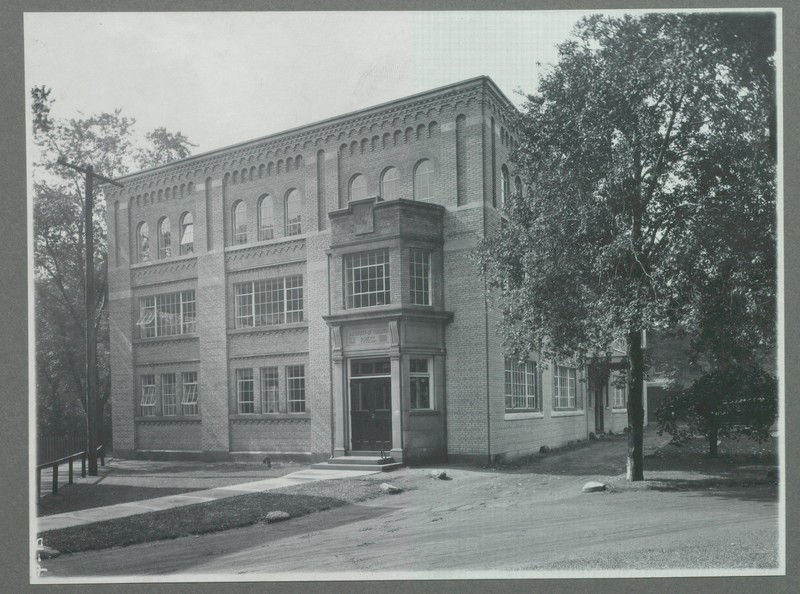 University Press Building with Addition, 1926<br />