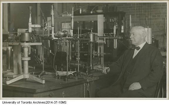 Sir John Cunningham McLennan, 1867-1935