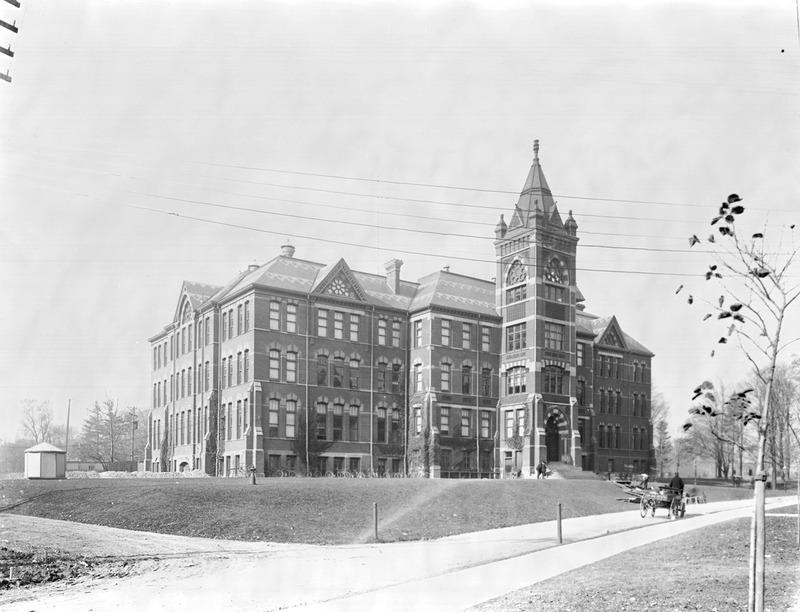 School of Practical Science Building