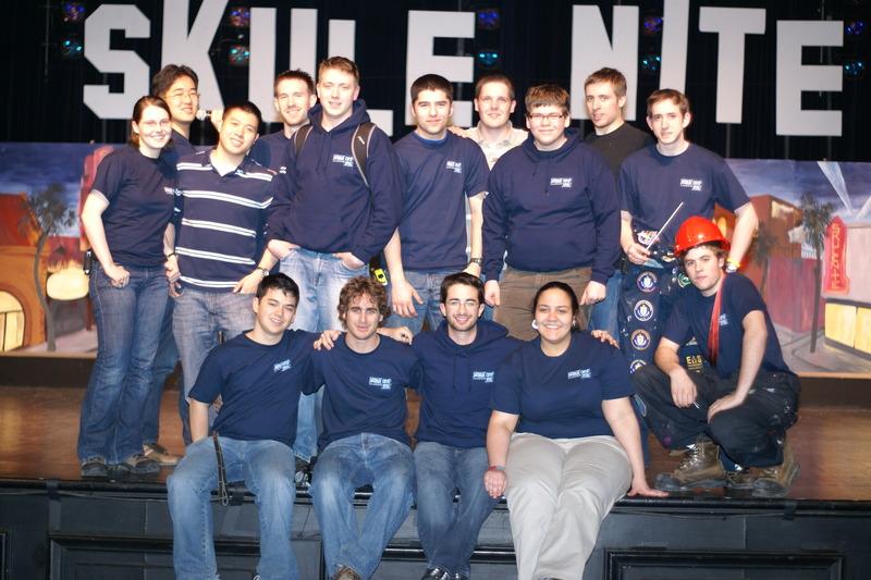 Crew Photo 2009