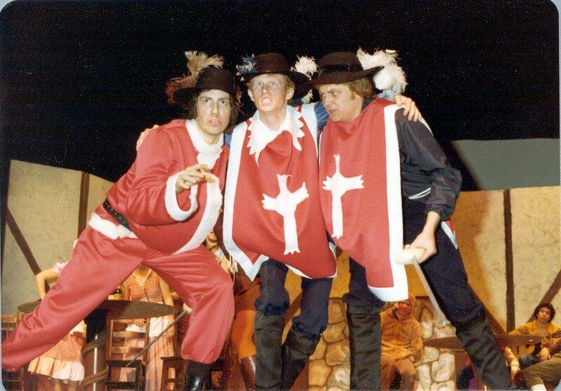 The Three Muskateers  - SN7T7