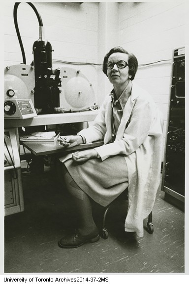 Ursula Franklin, 1921-2016