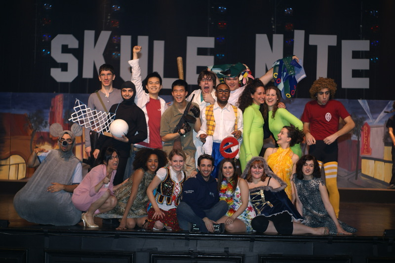 Cast Photo 2009