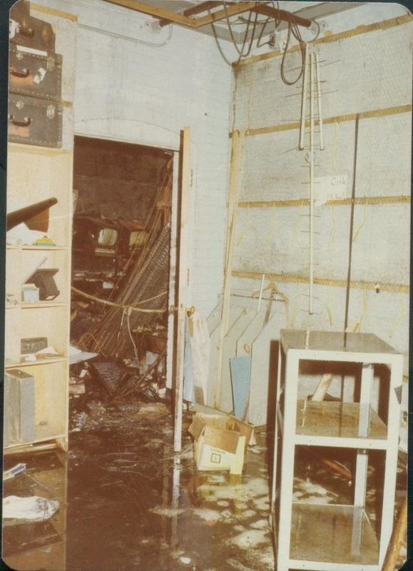 Interior Damage