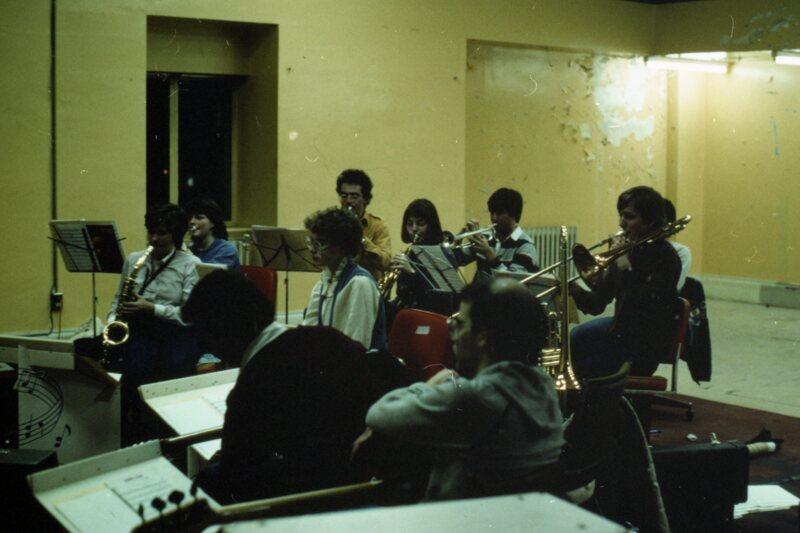 Rehearsals SN8T3
