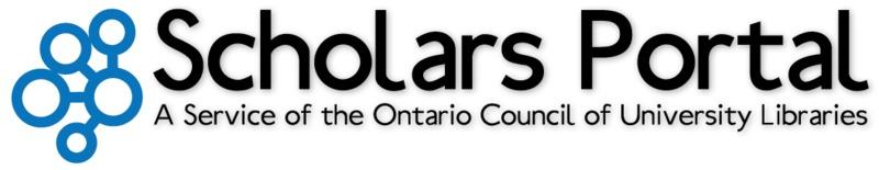 Scholars Portal logo