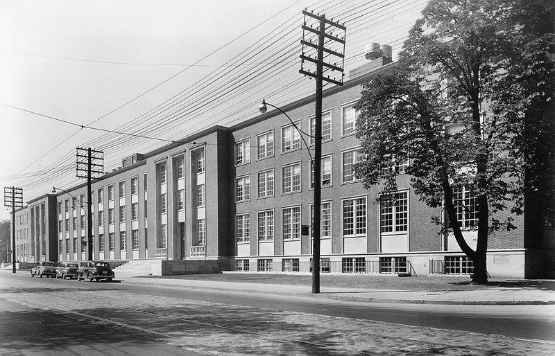 E.A. Wallberg Memorial Building