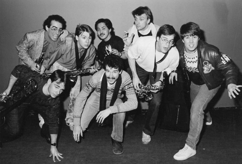 Band Photo 1987