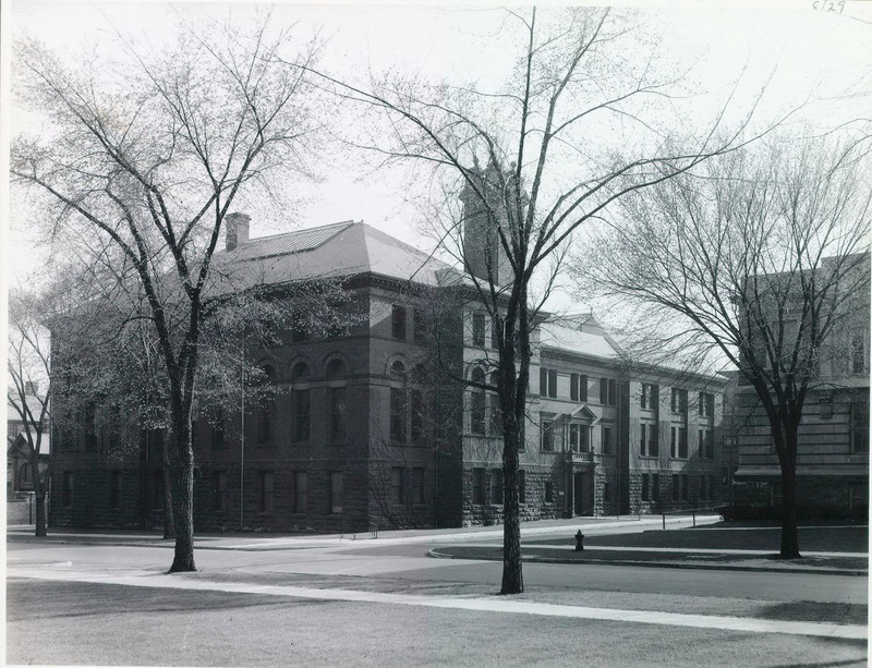 Chemical Building, May 1939