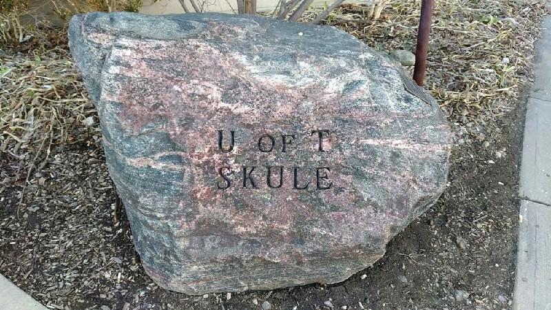 U of T Skule Rock, Ajax, Ontario