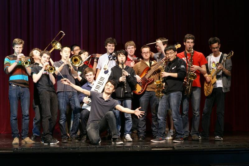 Skule Nite 2012 Band