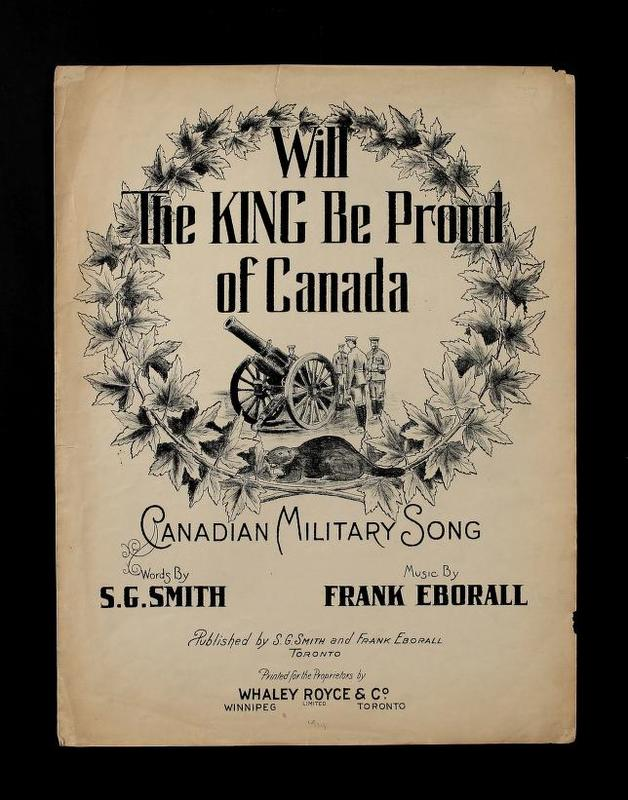 will the king be proud of canada