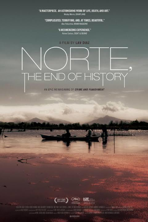 Norte, hangganan ng kasaysayan / Norte, the end of history