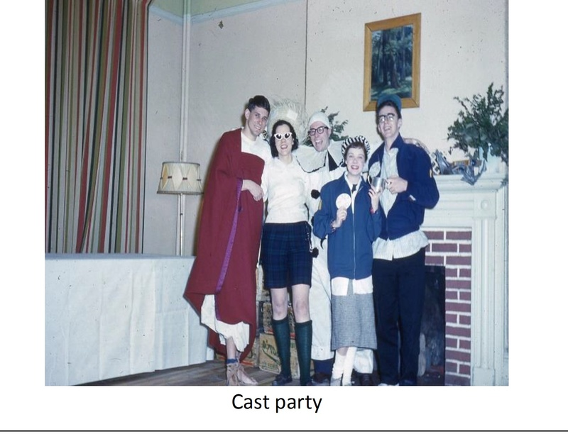 Cast Party SN5T7