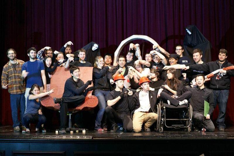 Crew Photo 2012