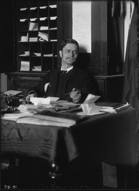 Hugh Hornby Langton (1862-1953)