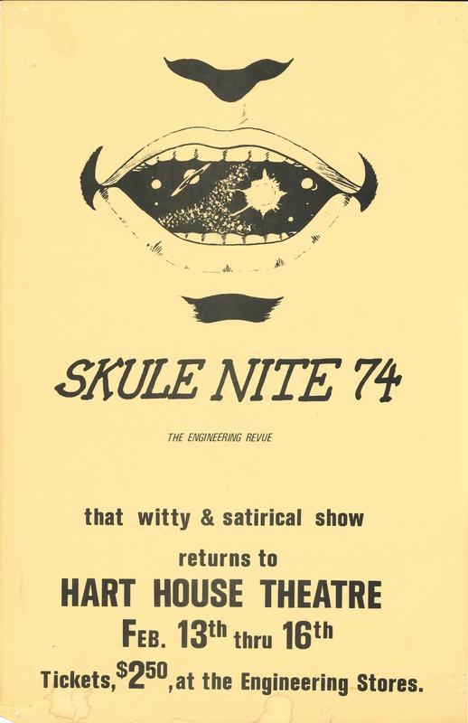 Poster Skule Nite 7T4