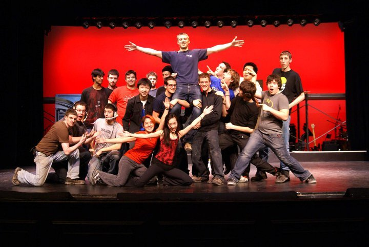 Crew Photo 2011
