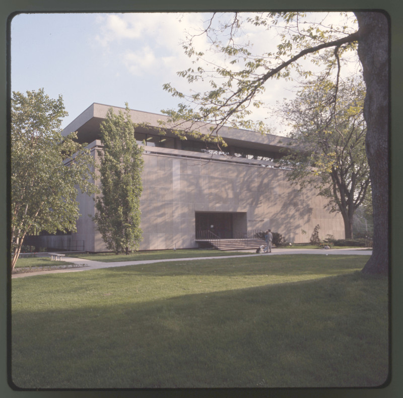 E. J. Pratt Library, 1969