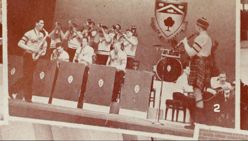 Skule Nite 1939 Orchestra
