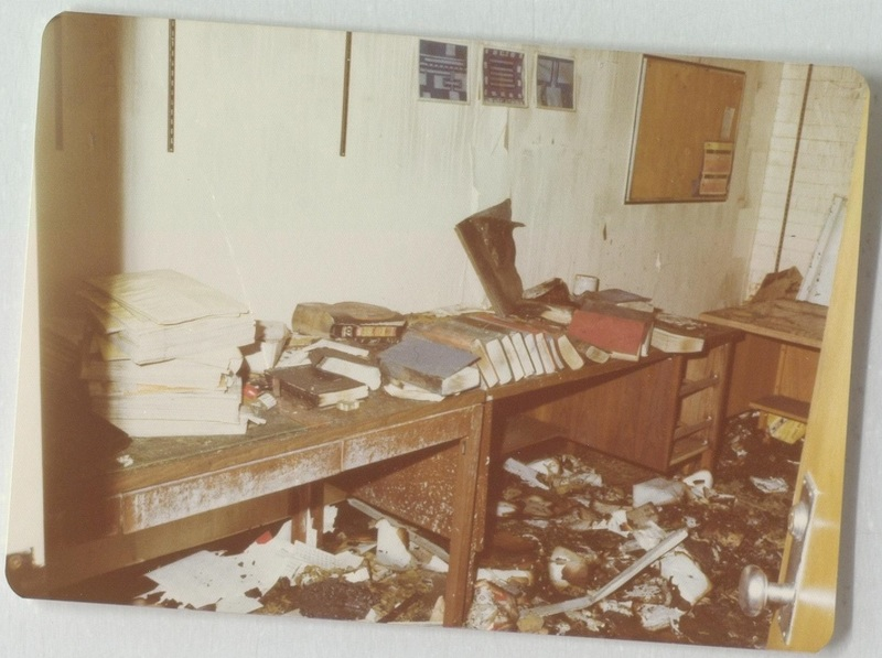 Damage to workspaces