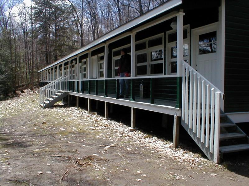 Skule House, Gull Lake Survey Camp