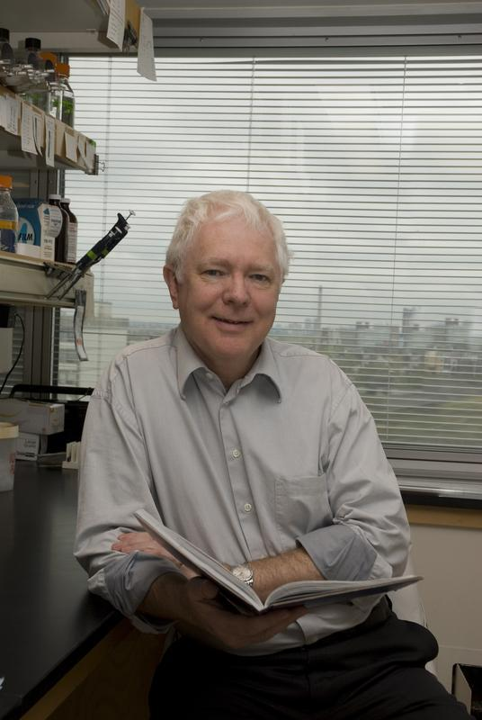 Tony Pawson - Samuel Lunenfeld Research Institute, 2012