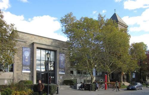Gerstein Science Information Centre