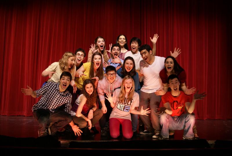 Cast Photo 2013