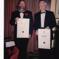 Gairdner Award Ceremony - Toronto, October 1994