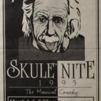 Skule Nite 1995 Advertisement