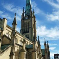 St James Cathedral, Toronto