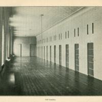 Cell Corridor.