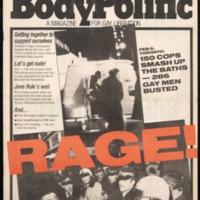 The Body Politic, No. 71, March 1981