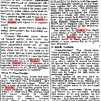 British Press on Russia