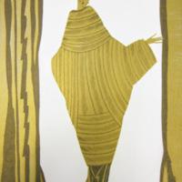 Gold 1922 Dress