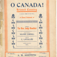 Versions of O canada