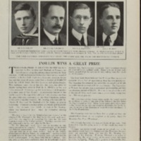 Banting, Best, Collip and Macleod