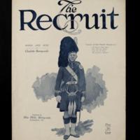 Recruitment sheet music
